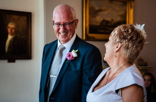 Colin and Barbara's Wedding at Bitton House