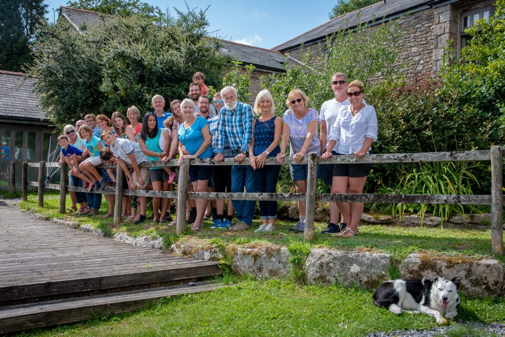 70th Birthday Party at Brimpts Barn, Dartmeet