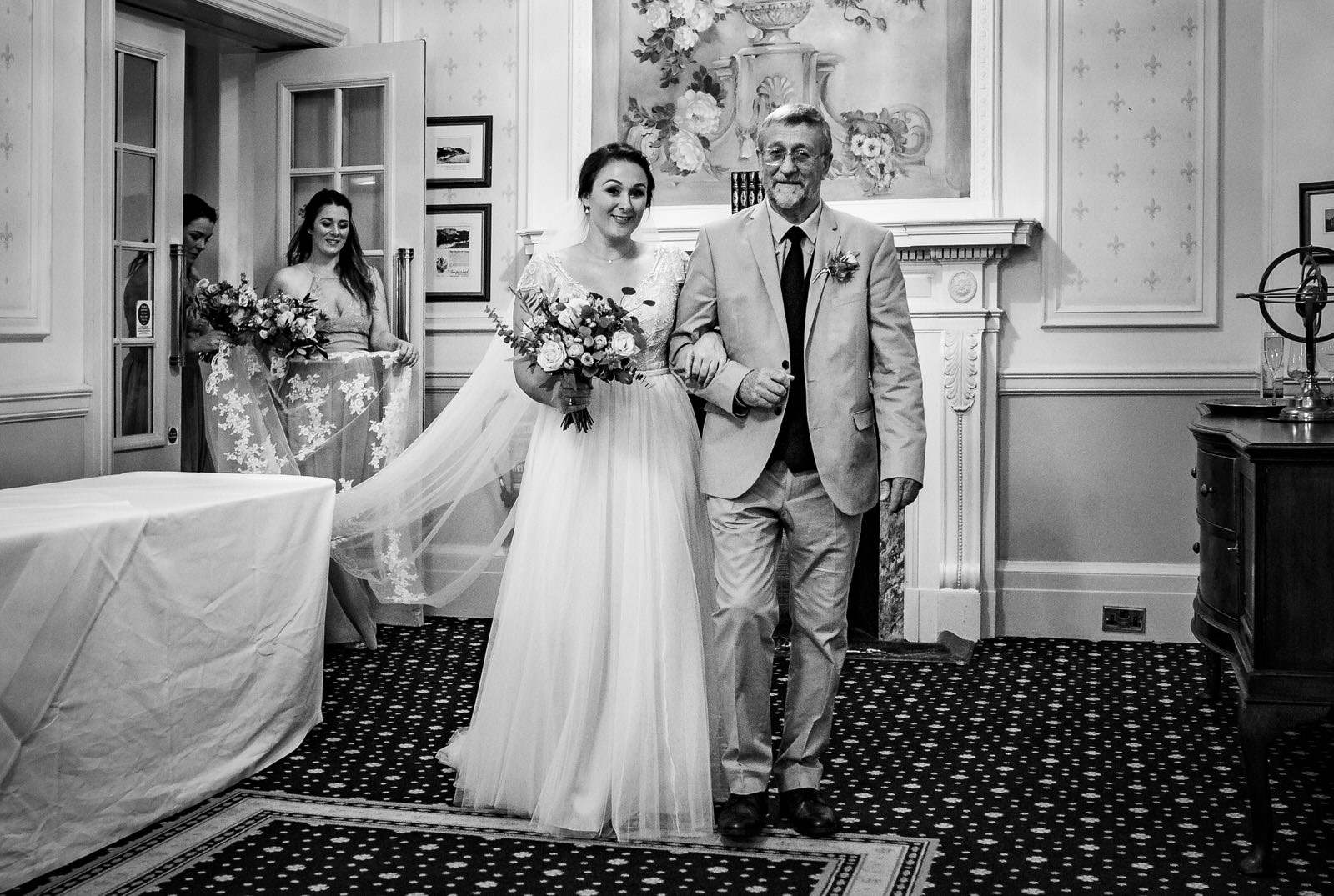 Gabi & Matt's Wedding, Torquay wedding photographer