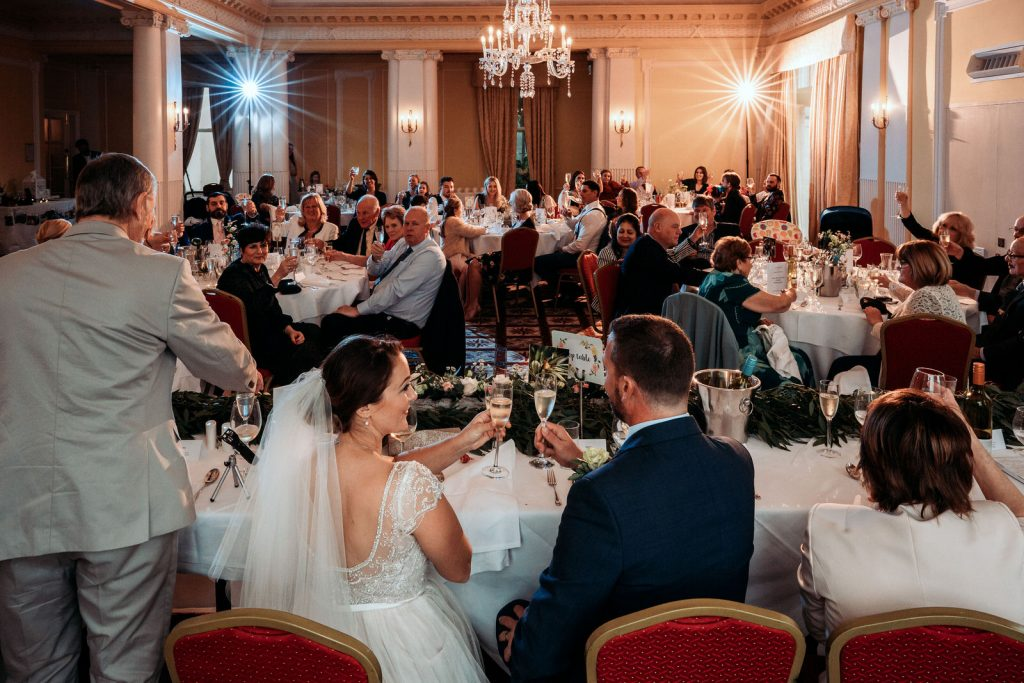 Gabi & Matt's Wedding at The Imperial Hotel in Torquay