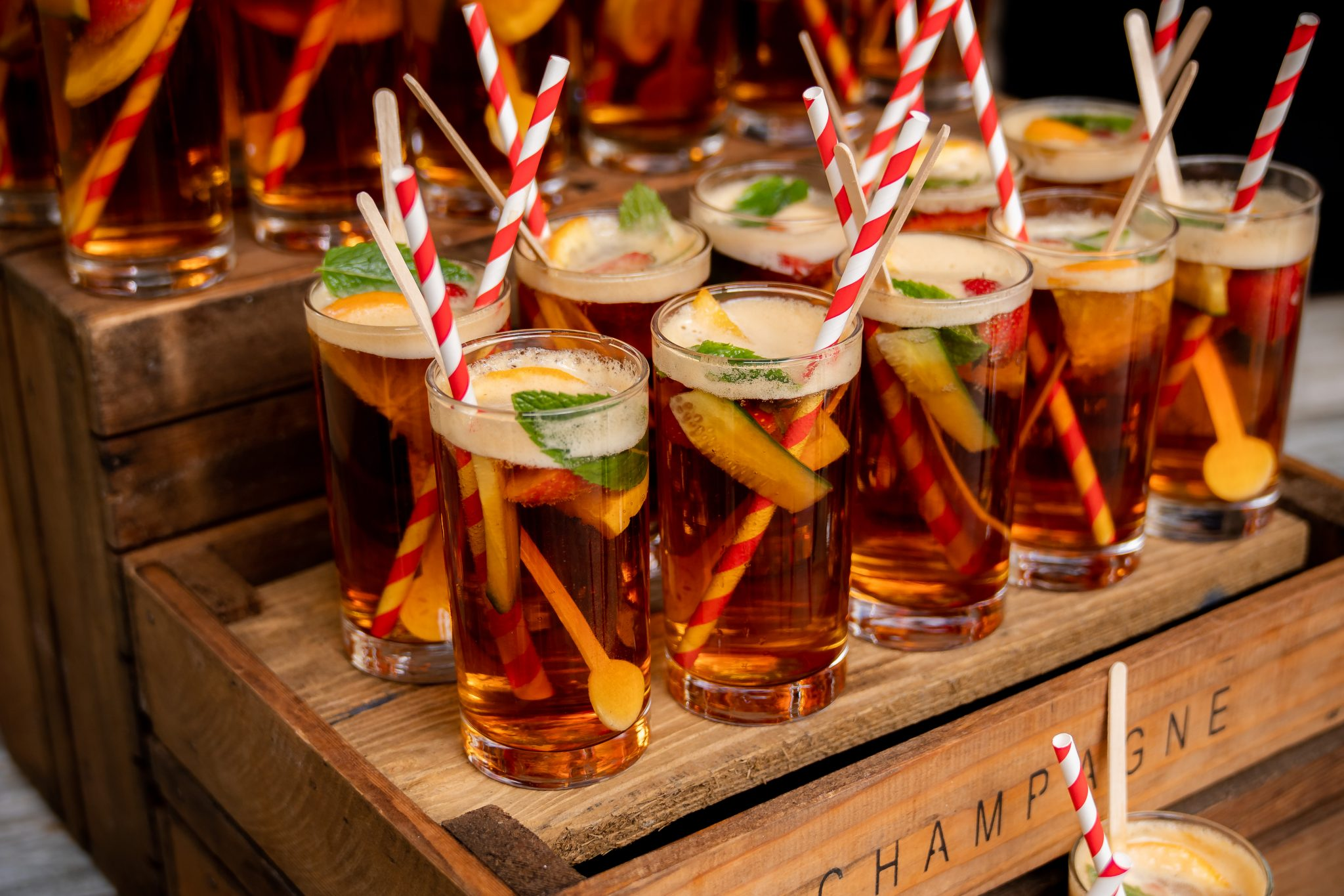 Wedding refreshments, wedding drinks, wedding food, wedding catering