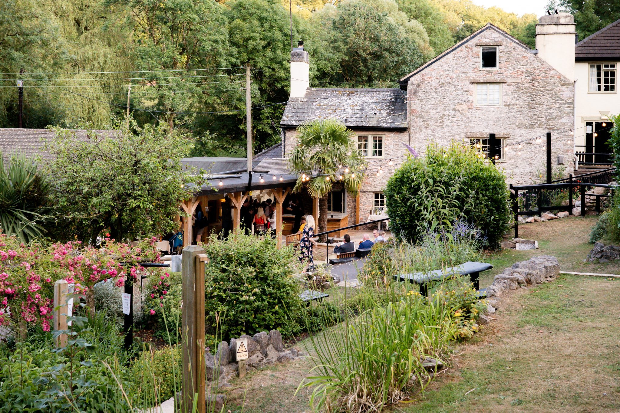 Bickley Mill Inn, Bickley Mill wedding venue
