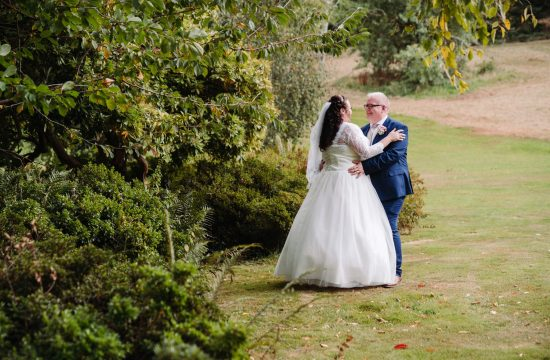 Wedding at Cockington Country Park and Gardens
